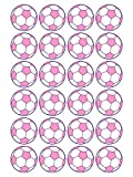66, Fútbol, pegatinas, 30mm, color rosa/lila, de PVC, pantalla, estampado, autoadhesivo, EM, WM, Bundesliga
