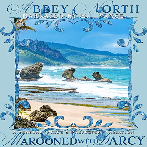 Marooned with Darcy cover art