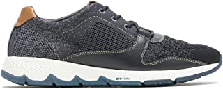 Mens Field Knit Lace Up Trainer