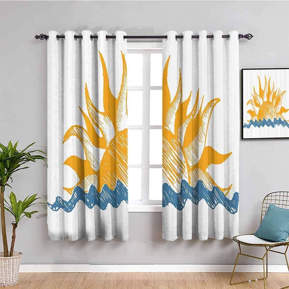Modern Decor Kids Curtain The Purchase Luxury goods Source Sun Fire of Life with Like