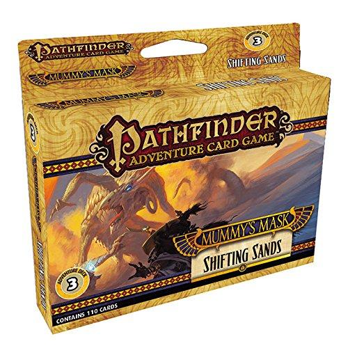 Pathfinder Mummy's Mask Adventure Deck: Shifting Sands