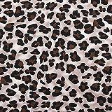 Hongma Baumwolle Stoff Leopard Druck als Bezugstoff