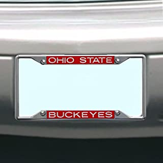 WinCraft Ohio State University S69665 LIC PLT Frame S//L Printed
