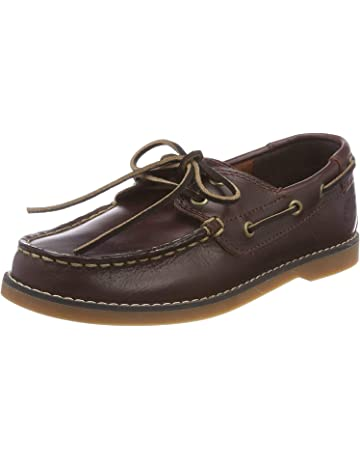 Pablosky Boys/' 126127 Boating Shoes