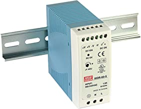 MEAN WELL MDR-60-24 DIN-Rail Power Supply 24V 2.5 Amp 60W
