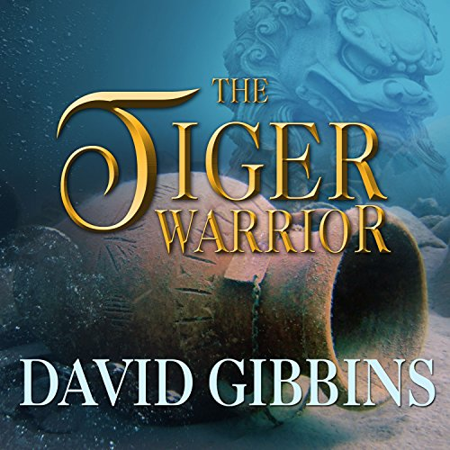 The Tiger Warrior audiobook cover art