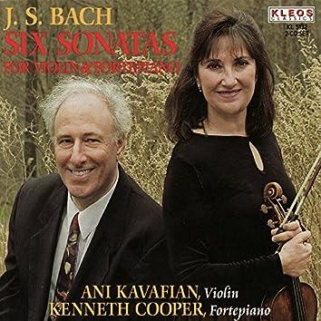 Bach: Six Sonatas for Violin and Fortepiano