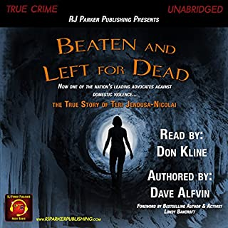 Beaten and Left for Dead cover art