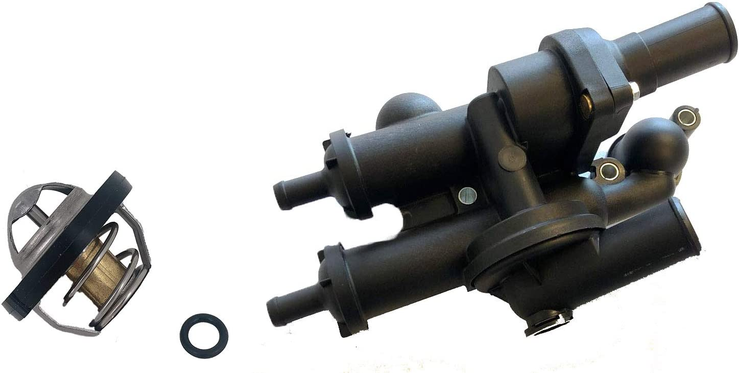 902-319 WELL Cheap bargain AUTO Thermostat Housing with Kit Today's only Thermosta Assembly