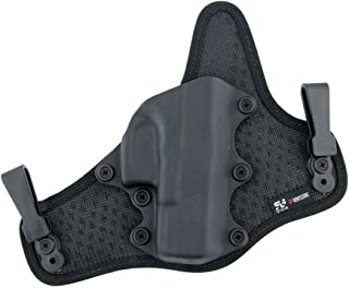 StealthGear USA SG-Ventcore IWB Standard Hybrid Holster - tuckable, Adjustable, Inside Waistband Concealed Carry Holster - Made in USA