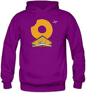 Women's J Dilla Donuts Album Hoodies Sweatshirts