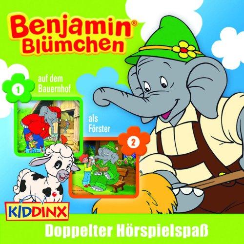Natur Bundle (Benjamin Blümchen auf dem Bauernhof & Benjamin Blümchen als Förster)