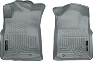 Husky Liners Front Floor Liners Fits 05-15 Tacoma Access/Double, 05-14 Std Cab