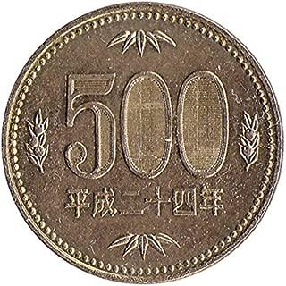 強磁力500円 - 日本円コインマグネットクローズマジックトリック - STRONG MAGNETIC 500 YEN - JAPANESE YEN COIN MAGNETIC CLOSEUP MAGIC TRICK