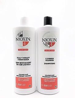 Nioxin Sistema 4 limpieza y terapia del cuero cabelludo acondicionador doble 1l