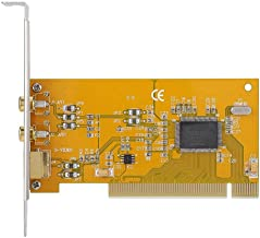 fo sa AV PCI 1394 878A Video Card Capture Card,640480 Data Acquisition Surveillance Card for Windows98/2000/xp VFW Software Architecture and WDM Mode