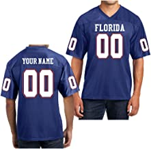 Best custom gators football jersey Reviews