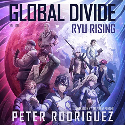 Global Divide: Ryu Rising Titelbild