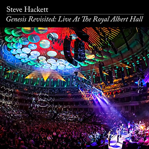 Genesis Revisited: Live At The Royal Albert Hall (Remaster)(3Lp Gatefold + 2Cd)