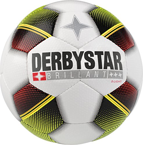 Derbystar Brillant S-Light, 3, weiß rot gelb, 1123300135