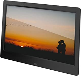 HUALEIYUAN AU LCD Digital Photo Frame Ultrathin 10 inch HD Electronic Frame Album MP3 Music MP4 Movie Player with Remote C...