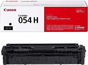Canon Genuine Toner, Cartridge 054 Black, High Capacity...
