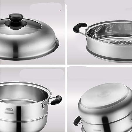 JT-Cookware KangJZ - Olla multifunción, gruesa, banquete ...