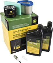 John Deere Original Equipment Filter Kit #LG182