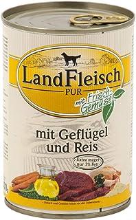 LandFleisch | Pur Geflügel & Reis extra mager | 12