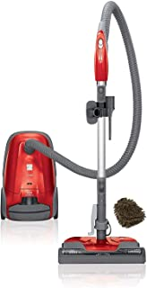 Kenmore 400 Series 81414 Vacuum Bagged Canister Cleaner, 02081414 HEPA, Red (Complete Set) w/Bonus: Premium Microfiber Cleaner Bundle