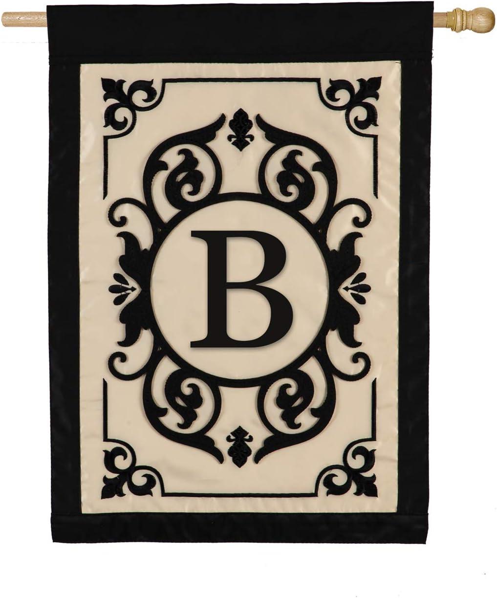 Cambridge Monogram House Applique Flag Letter B x 28 激安卸販売新品 44 I - 1 格安店