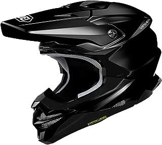 Shoei VFX-EVO Off-Road Motorcycle Helmet - Black/Large