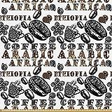 ABAKUHAUS Ethnisch Stoff als Meterware, Arabische