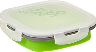 Good 2 Go Square Expandable Container, 800 ml Green G31001