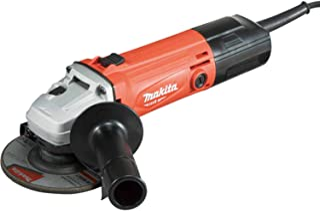 Makita M9502R Angle Grinder, Red/Black, 115 mm
