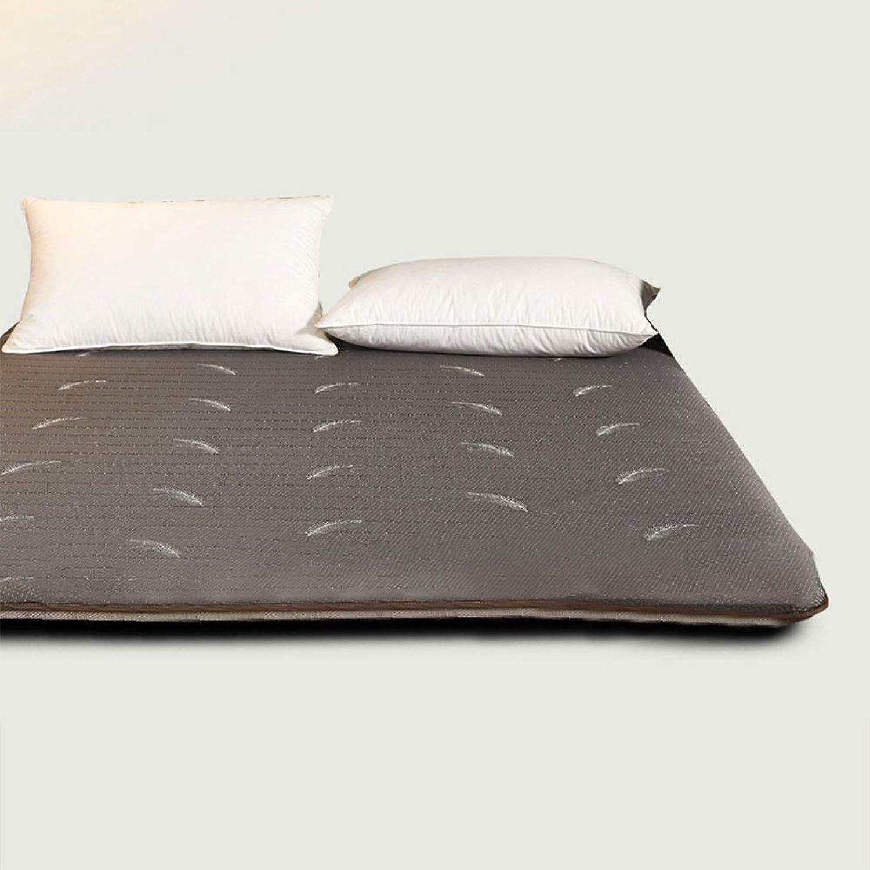 Japanese Mattress Thicken, Tatami Comfortable Futon Antibacteria Sleeping Pad Floor Mat Home Hotel Bedroom-c 90x200x6cm(35x79x2inch)