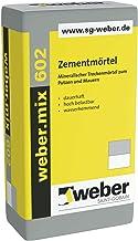weber.mix 602 Zementm/örtel 25kg