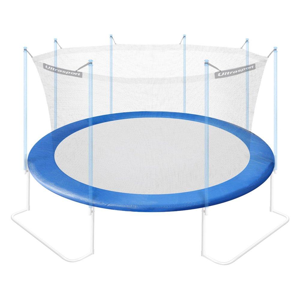 Ultrasport Ultrafit Jumper - Cubierta para el Borde para Cama elástica de jardín, Color Azul o Rosa, 305 cm: Amazon.es: Deportes y aire libre