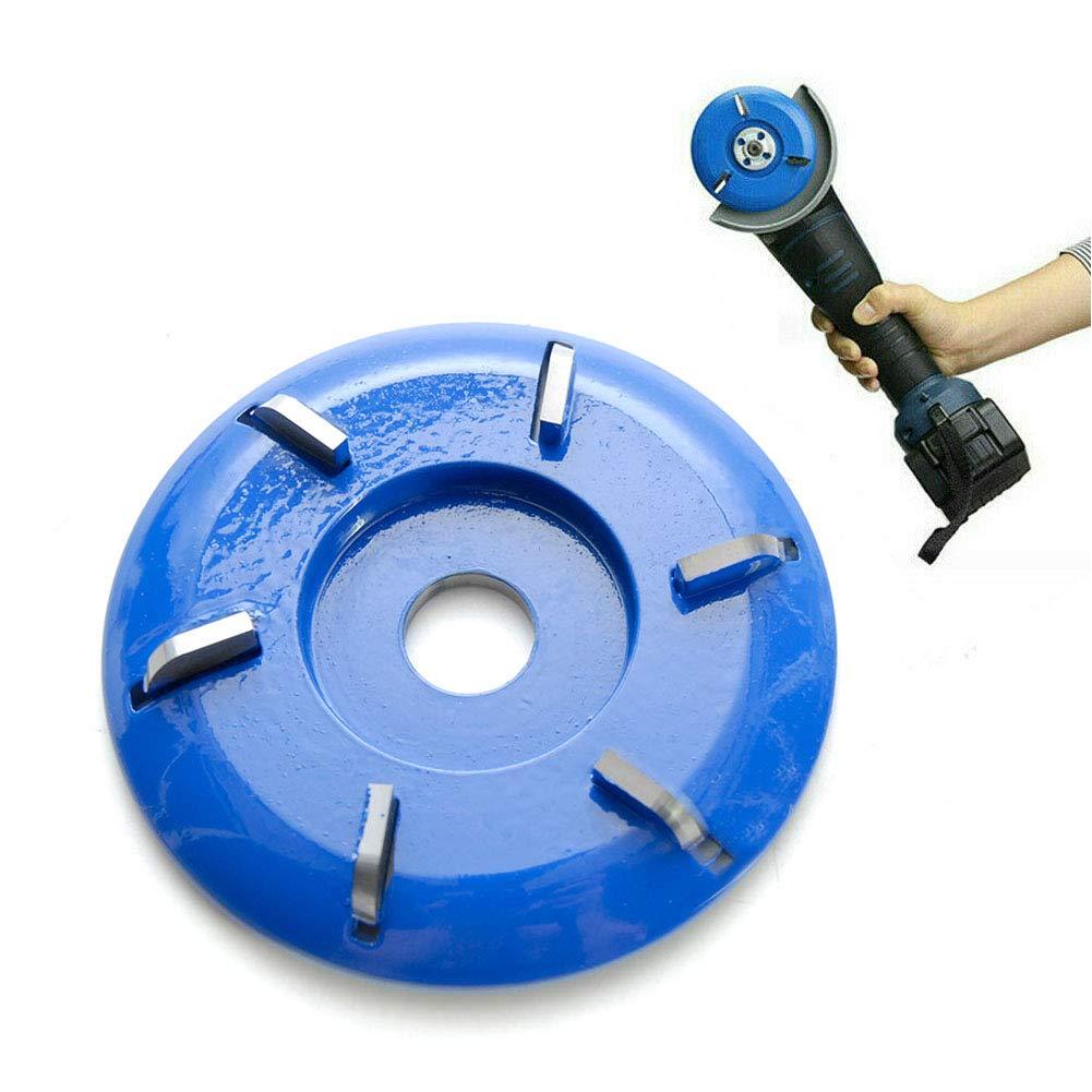 XuSha 6 Teeth Power Max 41% OFF Wood Turbo unisex Disc Angle Carving Woodwo Grinder