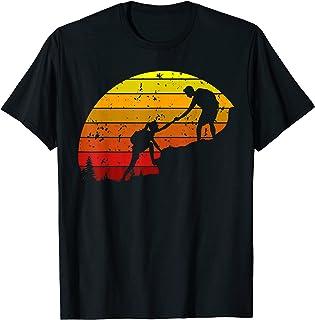 Cadeau d'amoureux de voyage d'aventure de montagne T-Shirt