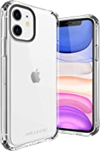 Ballistic Case for iPhone 11 Protective Transparent Clear Case, Ultra Slim Clear Anti-Yellowing Hard Plastic Cover with Sh...