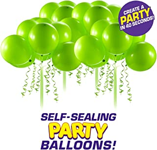 Bunch O Balloons - Party Balloons Refill 4 Pack - Green