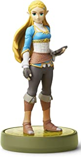 Zelda amiiibo - The Legend of Zelda: Breath of the Wild Collection (Nintendo Wii U/Nintendo 3DS/Nintendo Switch)