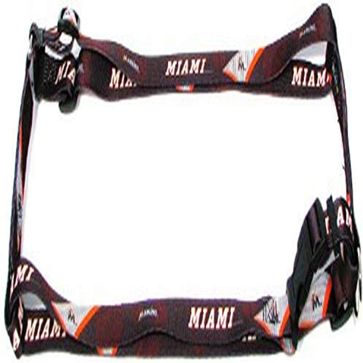 Hunter Ranking TOP15 MFG 1-Inch Miami Surprise price Harness Large Adjustable Marlins
