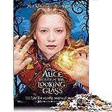Alice in Wonderland 1000 Piezas de Rompecabezas de Regalo para Adultos Alice Kingsley 1000 Piezas de Rompecabezas para Adultos Adolescentes Juguetes de Bricolaje 20.4'x14.9