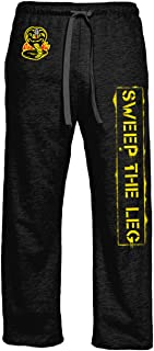 Ripple Junction Karate Kid Adult Unisex Sweep The Leg Stencil Light Weight Pocket Lounge Pants