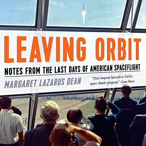 Leaving Orbit audiobook cover art