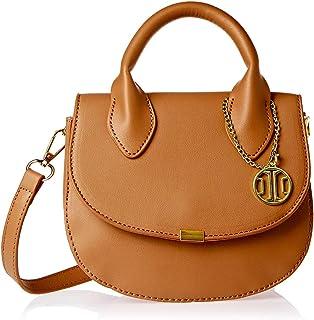 انوي حقيبة للنساء-بني - حقائب طويلة تمر بالجسم BJXB397B