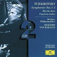 Tchaikovsky: Sym Nos.1 - 3 / Marche Slave / Capriccio
