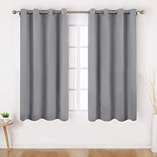 Best room darkening curtains 45 length Reviews